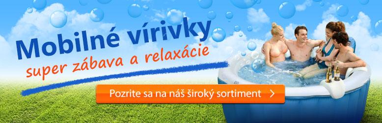 Eshop-relax.sk - Vířivkamob.homepage