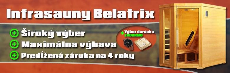 Eshop-relax.sk - Infrasauny Belatrix